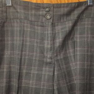 New York & Company Women's Gray, Fusha, White Pant
